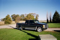1994 Chevrolet C/K 1500, 1997 Chevrolet C/K 1500 Ext. Cab 6.5-ft. Bed 4WD picture, exterior