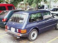 1981 Volkswagen Gol Overview