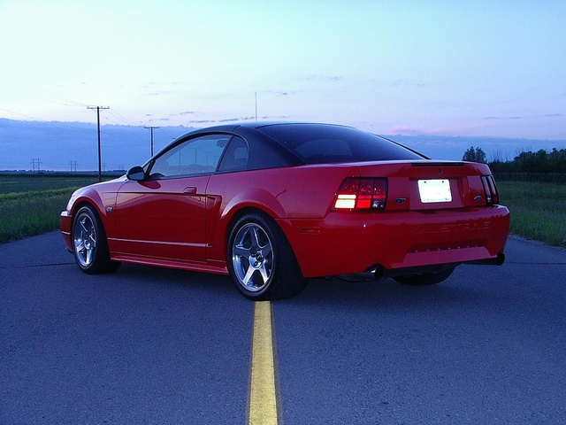 Picture of 2000 Ford Mustang GT, exterior, gallery_worthy
