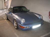 1993 Porsche 964 Overview
