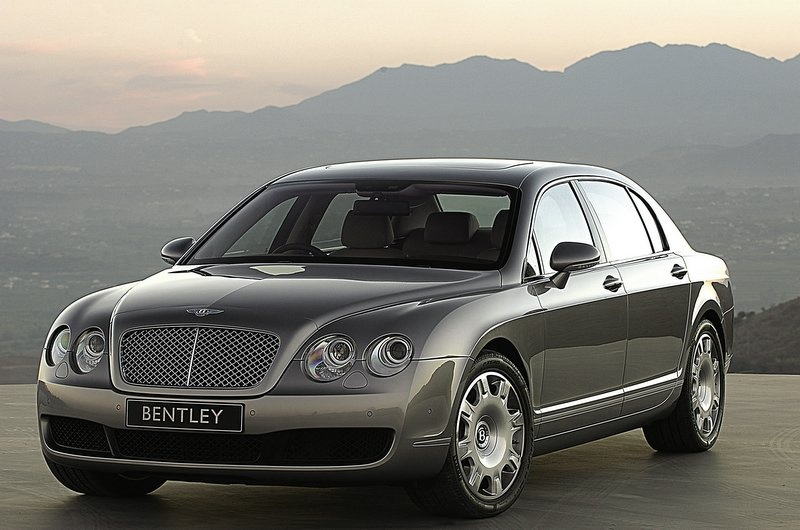 2008 Bentley Continental Flying Spur Overview Cargurus