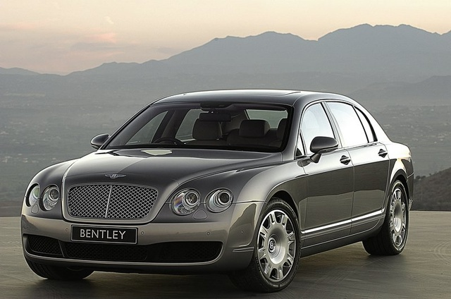 Picture of 2008 Bentley Continental Flying Spur