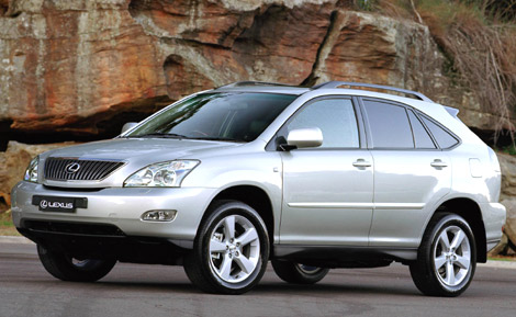 2005 Lexus RX 330 STD AWD picture