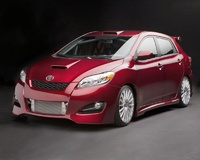 2008 Toyota Matrix Picture Gallery