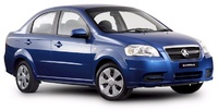 2007 Holden Barina Overview