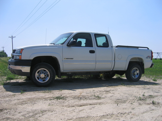 Picture of 2004 Chevrolet Silverado 2500HD 4 Dr LS Extended Cab SB HD