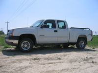 Picture of 2004 Chevrolet Silverado 2500HD 4 Dr LS Extended Cab SB HD, exterior