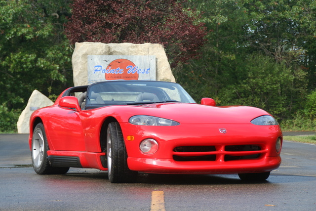 Picture of 1993 Dodge Viper 2 Dr RT/10 Convertible
