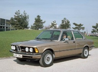 1976 BMW 3 Series 320i, 1976 BMW 320i picture, exterior