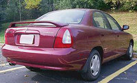 Picture of 1999 Daewoo Nubira, exterior