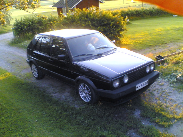 1989 Volkswagen Golf