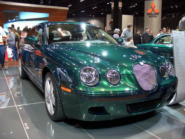 Jaguar S-Type R Picture