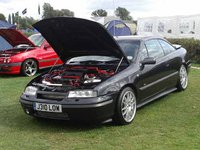 1991 Vauxhall Calibra Overview