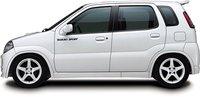 2005 Suzuki Ignis Overview