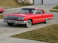 1963 Chevrolet Impala Picture Gallery