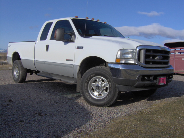 Picture of 2004 Ford F-350 Super Duty XLT 4WD Crew Cab LB