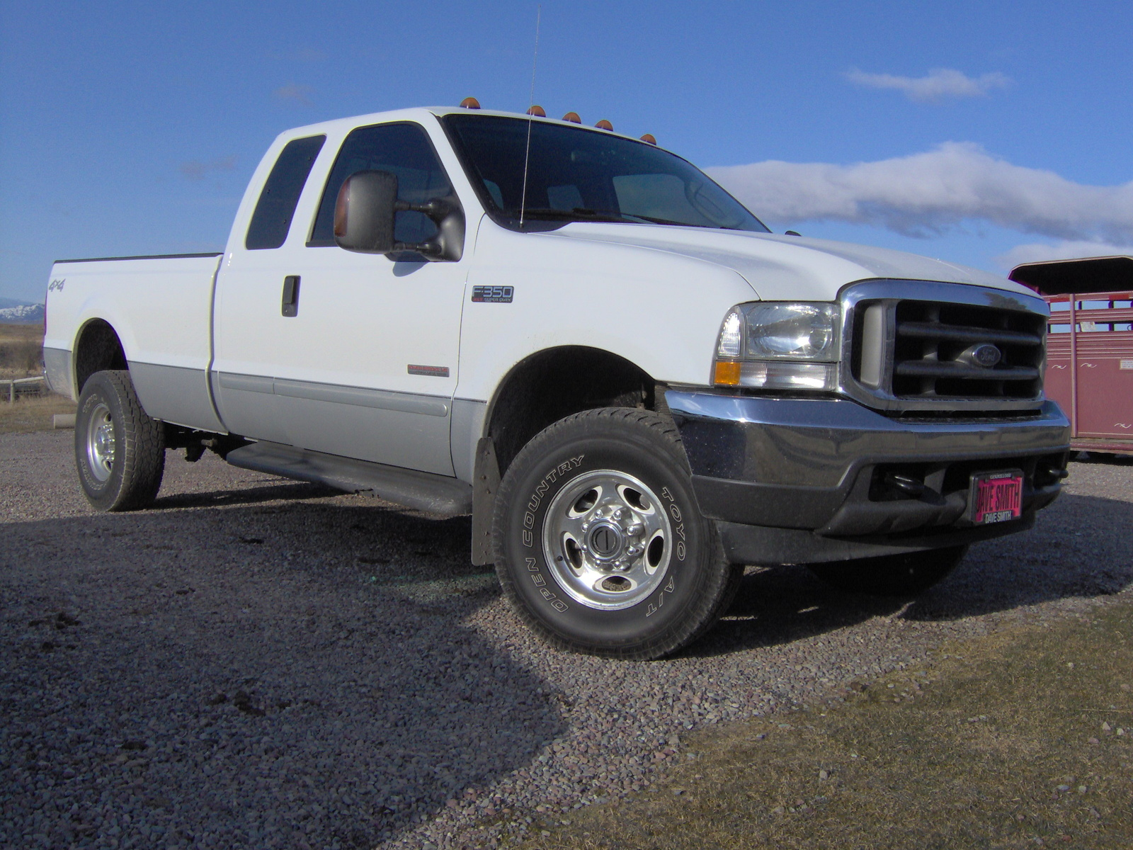 2004 Ford F-350 Super Duty 4 Dr XLT 4WD Crew Cab LB picture