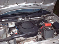 Picture of 2006 FIAT Punto, engine