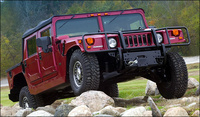 2006 Hummer H1 Alpha Base picture, exterior
