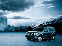2006 Nissan Pathfinder SE Off Road  4X4 picture, exterior