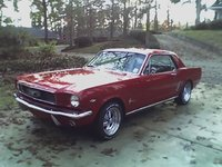 Picture of 1966 Ford Mustang Base, exterior