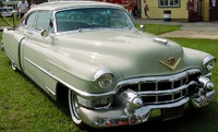 1954 Cadillac Sixty Special Overview