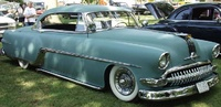 1954 Buick Roadmaster Overview