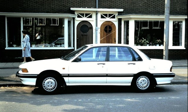 Picture of 1991 Mitsubishi Galant