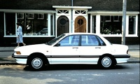 Picture of 1991 Mitsubishi Galant, exterior