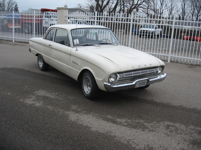 Picture of 1961 Ford Falcon, exterior, gallery_worthy