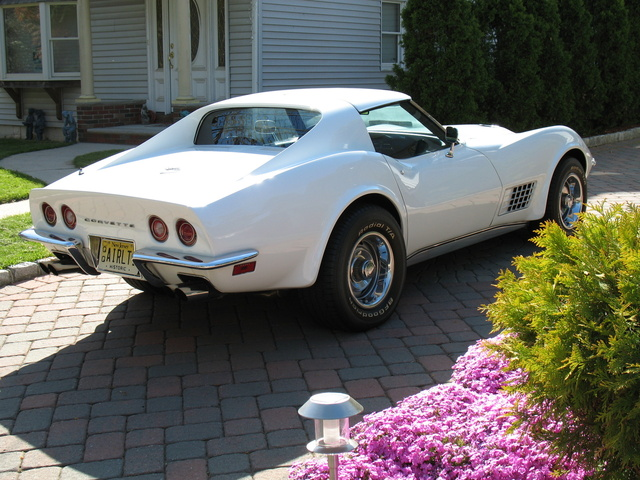 Picture of 1972 Chevrolet Corvette Coupe, exterior, gallery_worthy