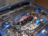 Picture of 1988 Dodge Daytona, engine