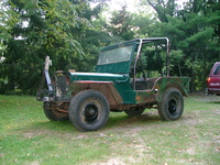 1954 Jeep CJ5 picture, exterior