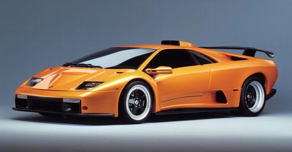 Lamborghini Diablo Vt 6.0. Diablo 2 Dr 6.0 VT AWD