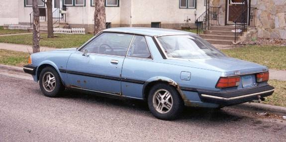 Picture of 1982 Mazda 626, exterior, gallery_worthy