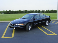 2001 Pontiac Bonneville Overview