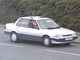 Picture of 1990 Rover 200