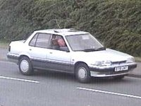 1990 Rover 200 Overview