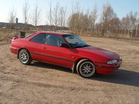 1991 Mazda MX-6 Picture Gallery