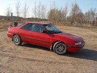 1991 Mazda MX-6 Overview
