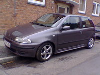 Picture of 1998 FIAT Punto, exterior, gallery_worthy