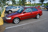 1997 Saab 900 2 Dr SE Talladega Turbo Hatchback picture, exterior