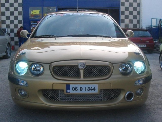 Picture of 2001 MG ZR, exterior, gallery_worthy
