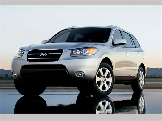 Picture of 2008 Hyundai Santa Fe