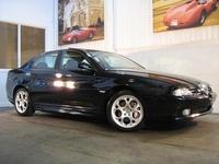 2002 Alfa Romeo 166 Overview