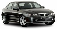 2004 Holden Calais Picture Gallery