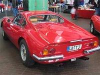 1970 Ferrari Dino 246 Overview