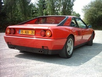 1993 Ferrari Mondial Overview