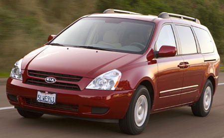 Picture of 2007 Kia Sedona EX, exterior, gallery_worthy