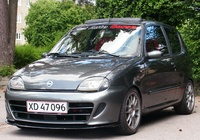 1999 FIAT Seicento, Picture of 1999 Fiat Seicento, exterior